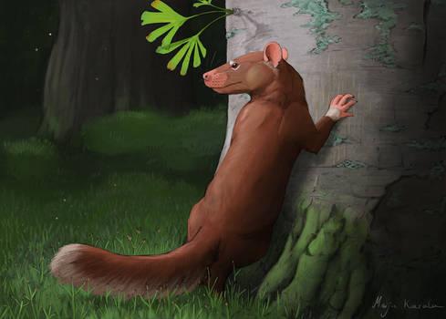 The Dinosaur Eater