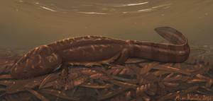 Pond Monster