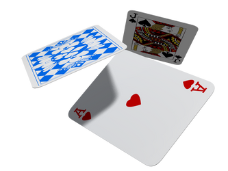 Playing Cards by Milomax27