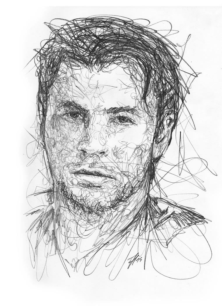 Stardoodle: Liam Hemsworth by chillerofhell