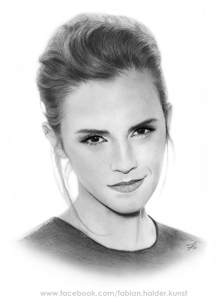 Emma Watson by chillerofhell