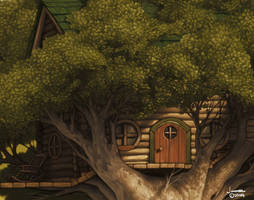 Wondabubba House by JamesCreations