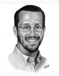 Commission Portrait by JamesCreations