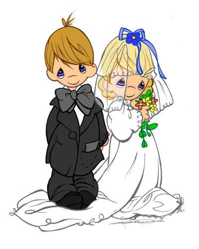 Precious Wedding by Comer on DeviantArt