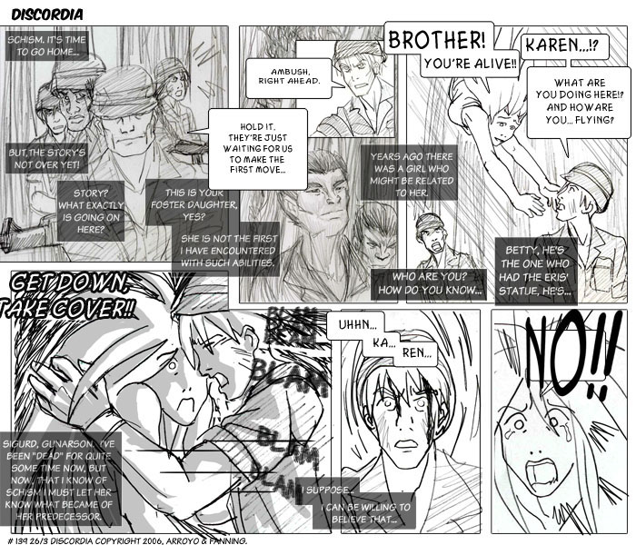 Discordia page 139 by aiSAKU