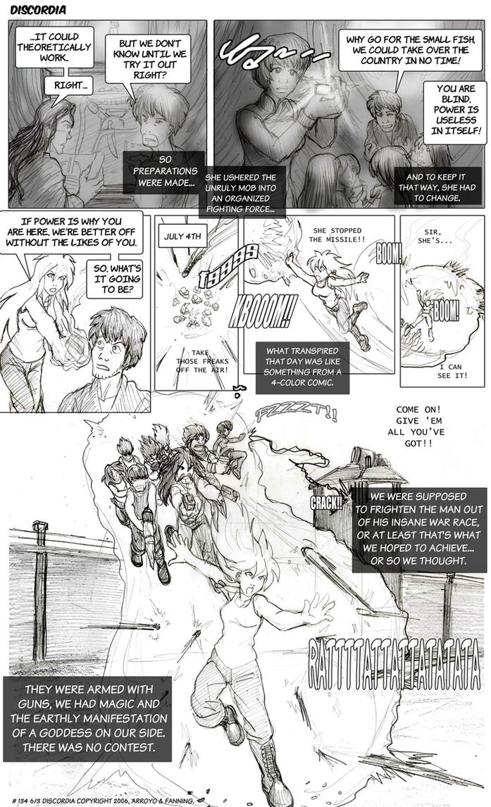 Discordia page 141 by aiSAKU
