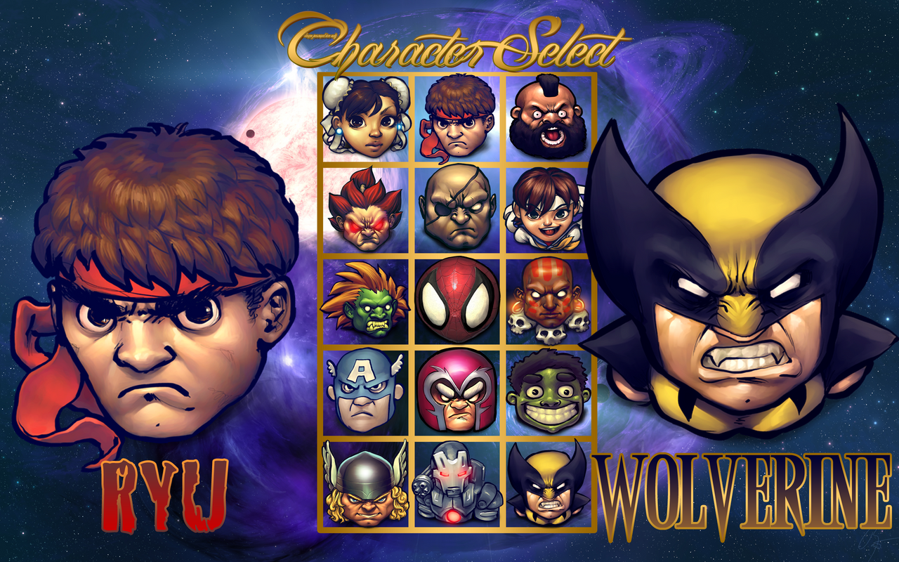 Street Fighter Vs Marvel Play It Online 93