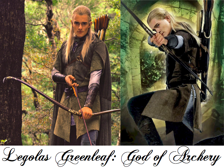 Legolas Greenleaf God ...