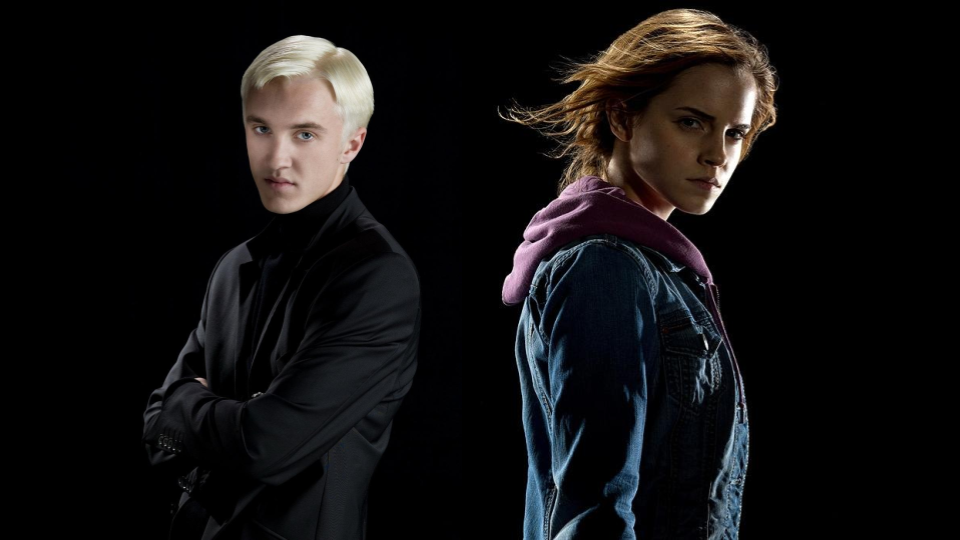 Draco and Hermione Malfoy by JDLuvaSQEE