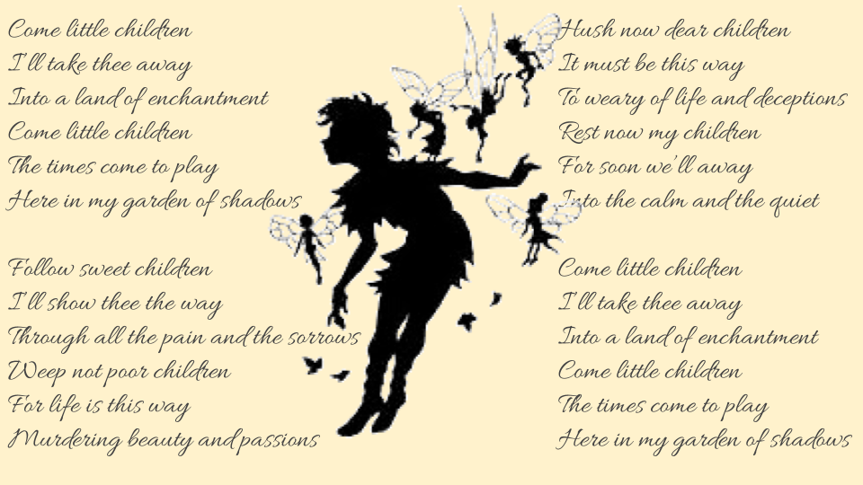 Peter Pan Come Little Children by JDLuvaSQEE