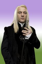 Genderqueer Lucius Malfoy by JDLuvaSQEE