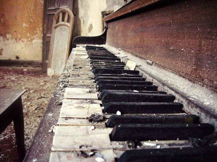 St. Joseph Byzantine Church Piano by JuliexSuicide