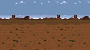 Desert by Crankd