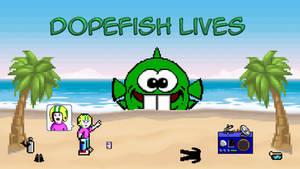Dopefish by Crankd