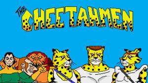 The Cheetahmen by Crankd