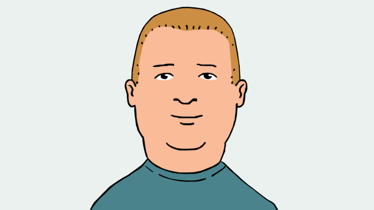 When You Watch Bobby Hill Play Percussion You Know What Music Is All