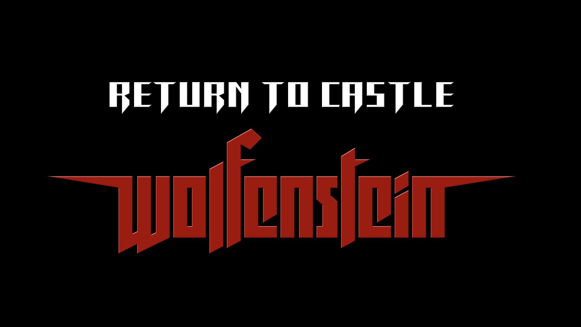 Return to Castle Wolfenstein by Crankd on DeviantArt