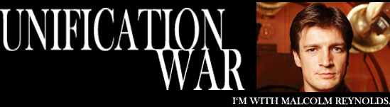 Unification War Tag - Mal by NevermoreStudios