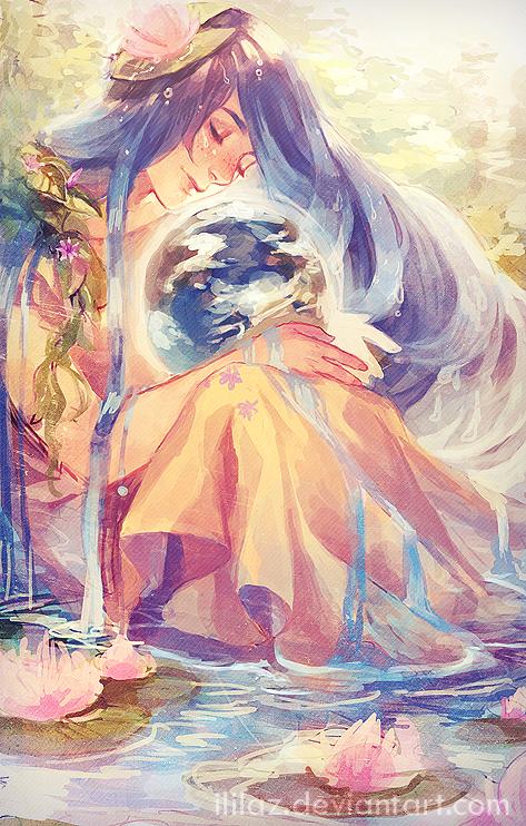 Lily by ililaz