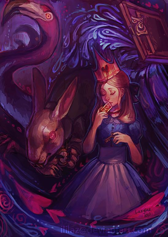 Alice by ililaz