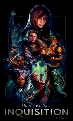 Dragon Age Poster Contest