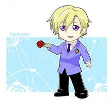 Chibi Tamaki by Mcgooen