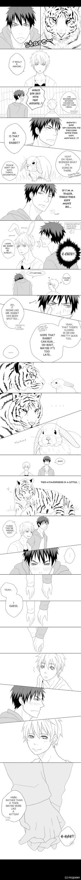 KnB - Tigers and Rabbits by Mcgooen