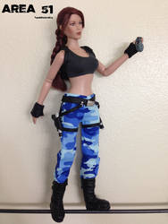 Area 51 Tonner Lara Croft by tombraiderwes