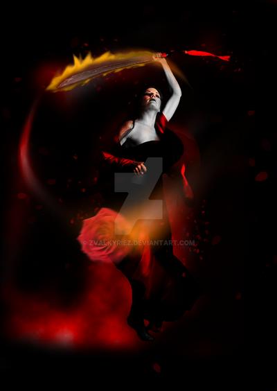 FireDancer1 by zValkyriez