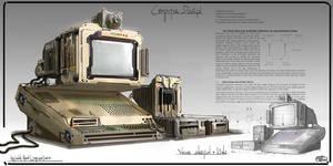 Old Comp Design by krishconceptartist