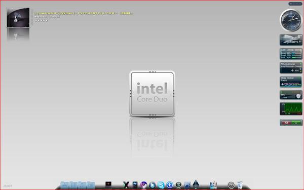 Vista Intel Core 2 Duo Desktop by V-E-G-A