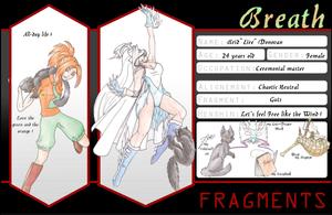 Fragments - Brid / Breath by Rena-Circa