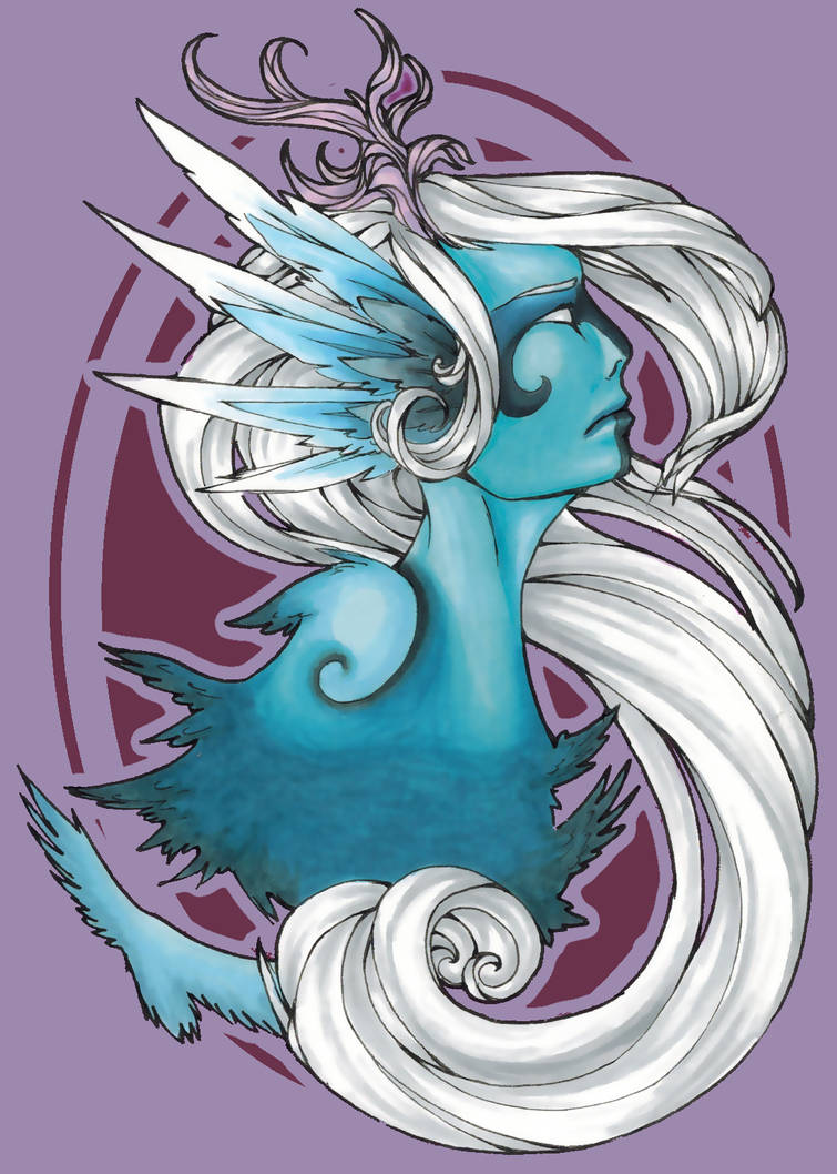 The Wonderfuls - Blue Bird by Rena-Circa