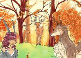 Pokecity - Autumn Whistle by Rena-Circa