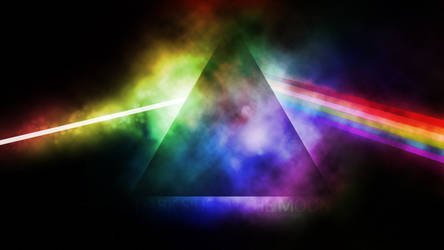 Dark Side of the Moon #40th anniversary by ivosantos