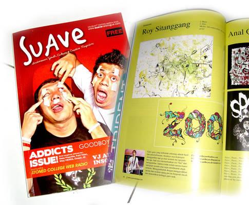 me at Suave Catalogue