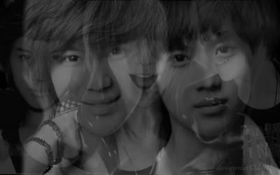 Lee Taemin by darkwerecat