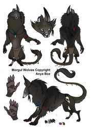 Omen Contest Entry [Morgul Wolf Design] by Tonwe