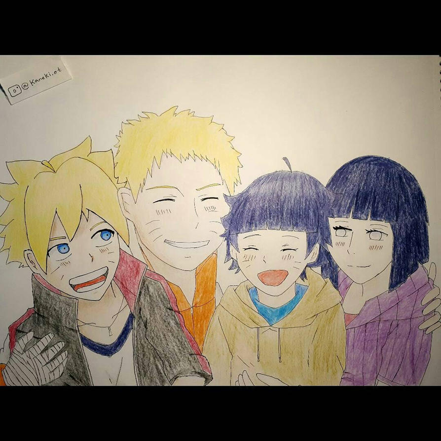 Naruto's Family Boruto :Naruto's Next Generation By