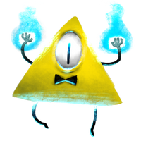 Bill Cipher (Gravity Falls) by tGuMedia