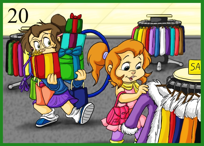 20- Shopping By BoredStupid100 On DeviantArt