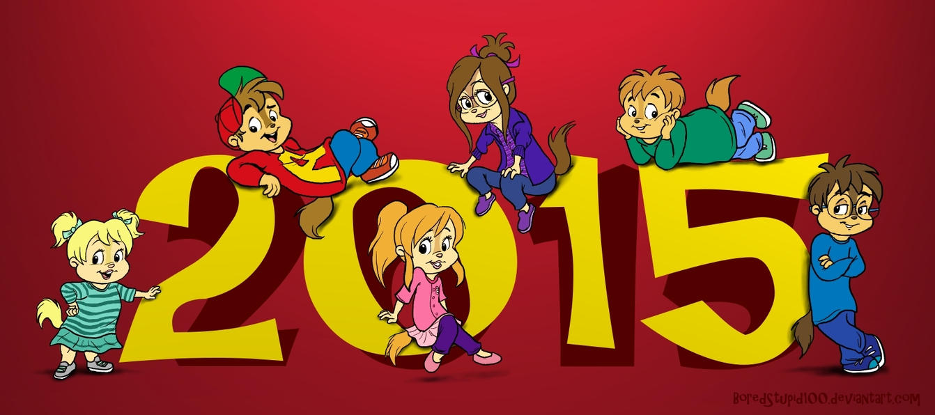 Year of the Chipmunk by BoredStupid100