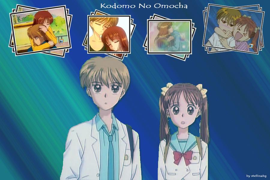 Kodocha Sana e Heric 1 by stellinabg