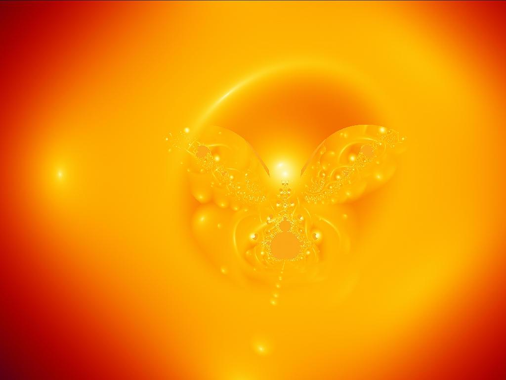 papillon jaune papier peint by doblece on deviantart. Black Bedroom Furniture Sets. Home Design Ideas