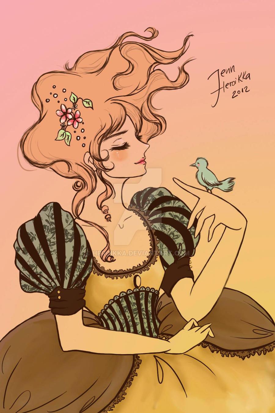 Princesa by heroikka