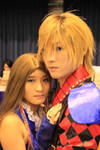 FFX-2 Shuyin and Lenne