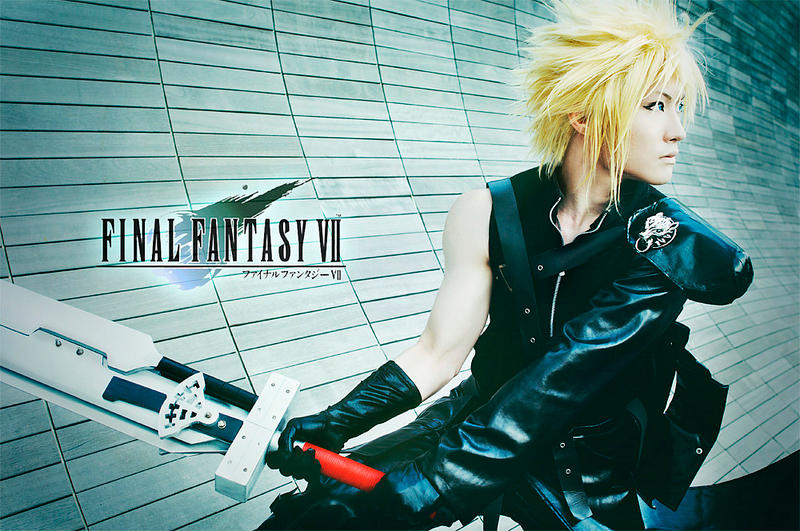 FF VII AC : Cloud Strife 1