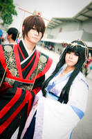 AFA 12 : Bride of the Water God by naokunn