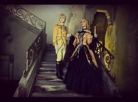 Servant of Evil : Len and Rin