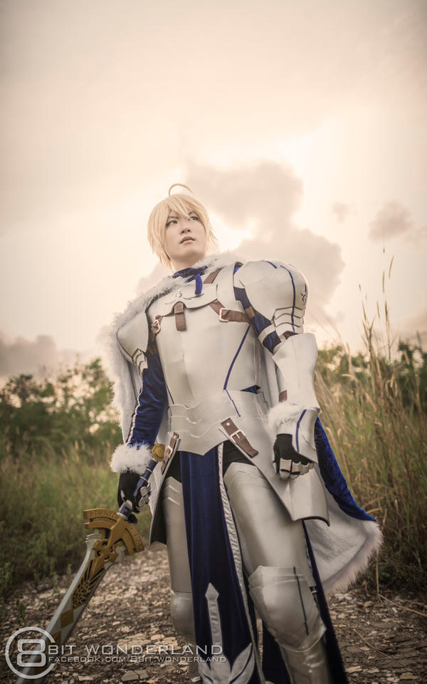 Fate/Prototype | Saber 2 by naokunn
